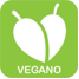 Produto com certificado Vegano